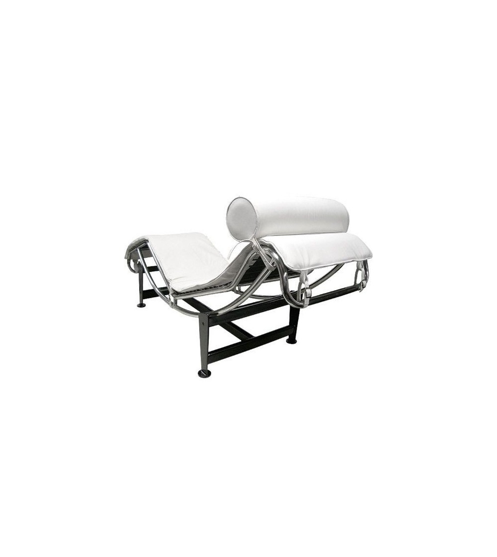 Chaise longue lc4 de lecorbusier mueblestudio for Sillones chaise longue